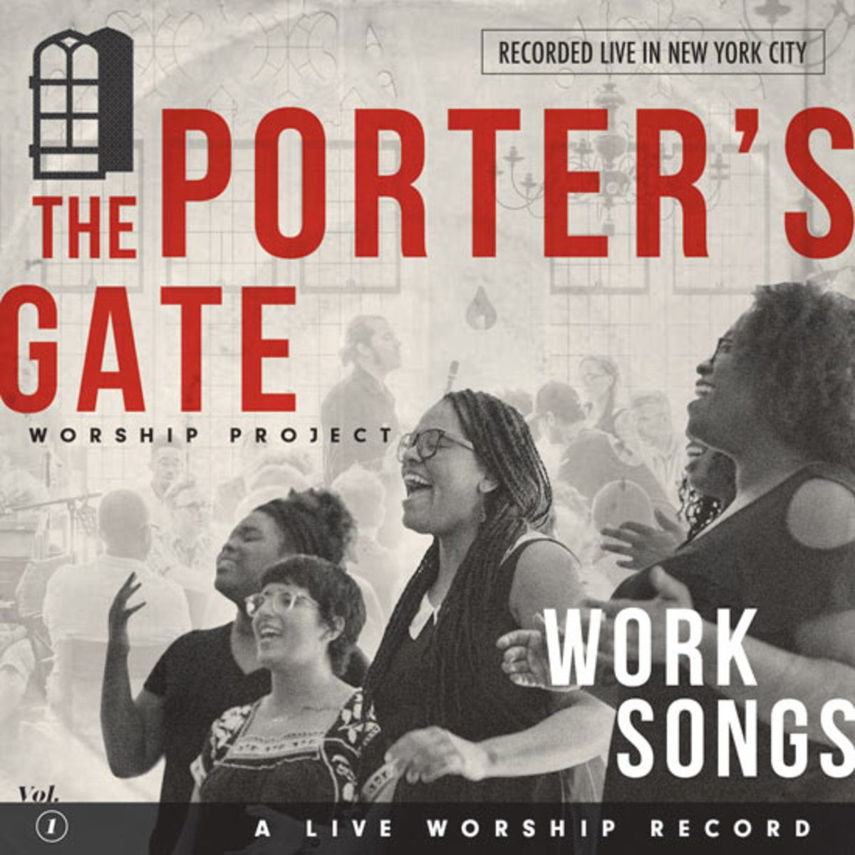 The Porter's Gate Cover
